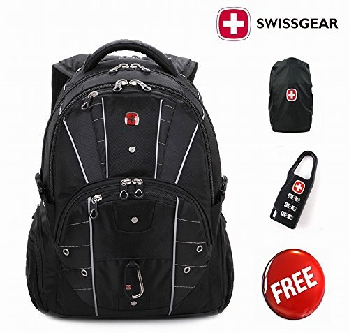 2015 hot waterproof swiss gear multifunctional men luggage travel bags brand knapsack rucksack for Travel gear brand